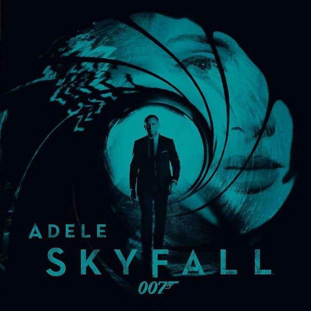 """Adele sukūrė dainą filmui """"007 Operacija Skyfall"""""""