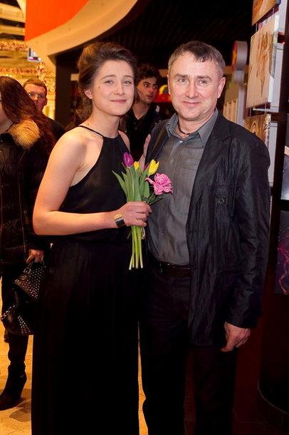 Jurga Jutaitė ir Virgilijus Jutas