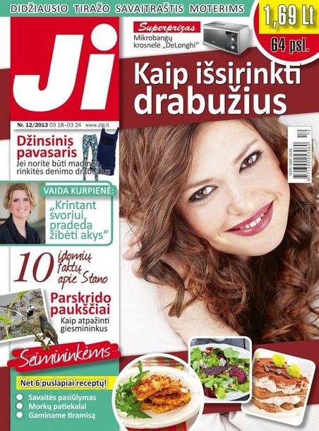 """""""Ji"""" 2013 m. / Nr. 12"""