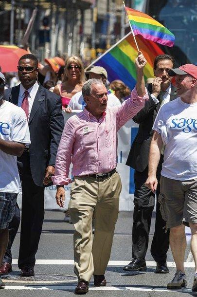 Michaelas Bloombergas