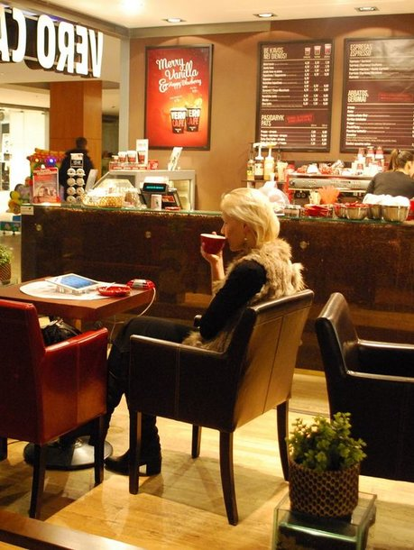 """""""Vero Cafe"""" kavinė Klaipėdoje"""