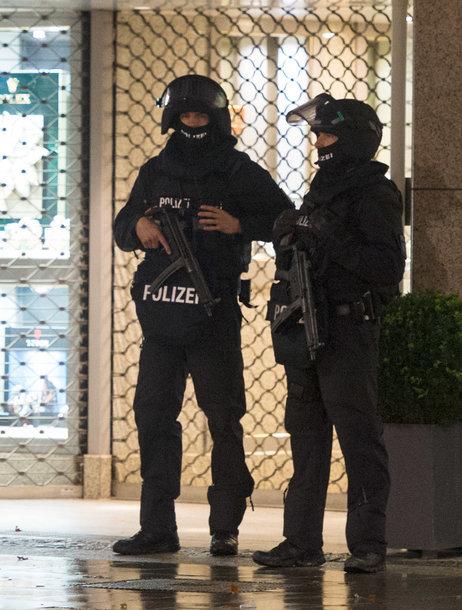 Policija Hanoveryje