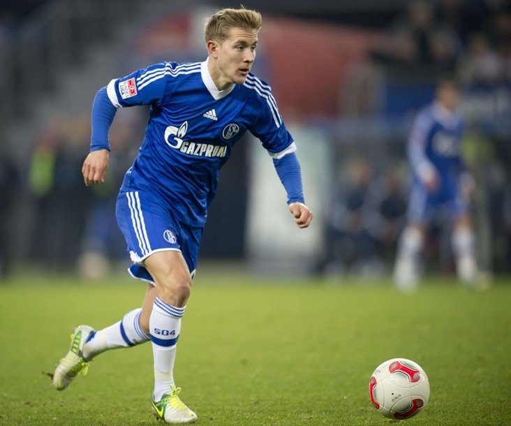 Lewisas Holtby