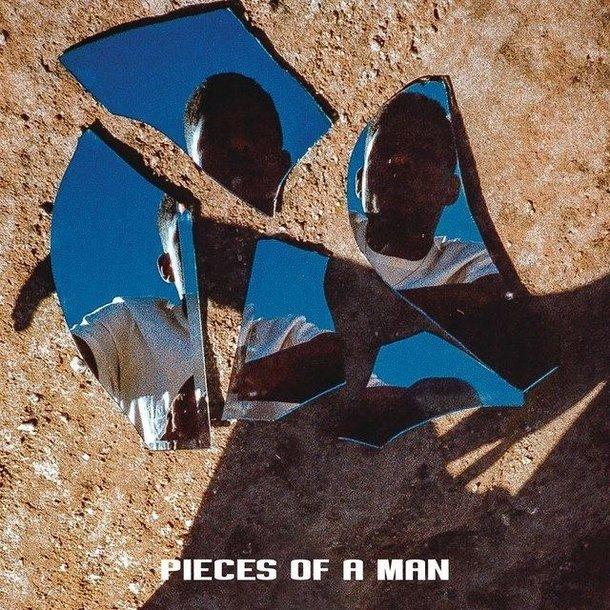 "Mick Jenkins ""Pieces of a Man"" albumo viršelis"