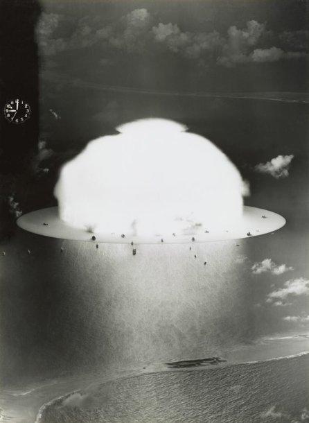 Prieš 70 metų JAV išmėgino povandeninę atominę bombą Bikini atole
