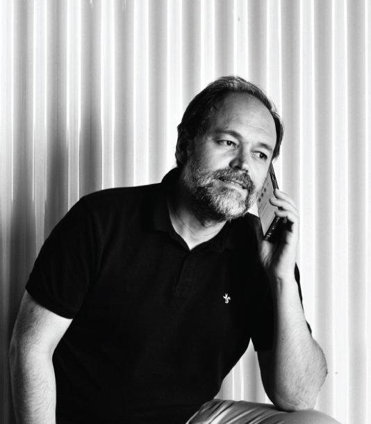 """Arquivio"" steigėjas, architektas prof. D. Fraile"