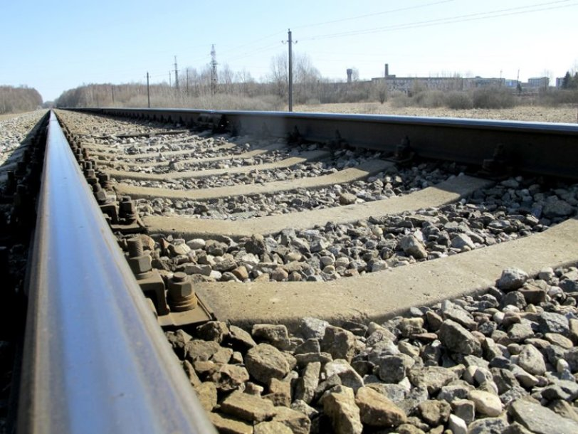 Geležinkelio bėgiai