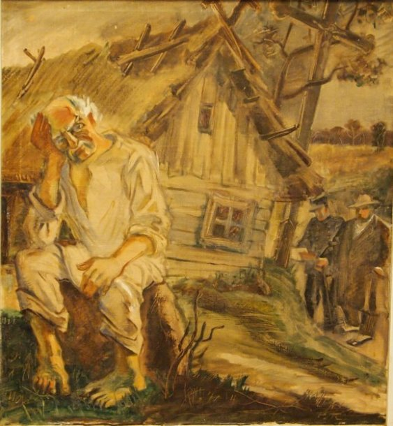 Petras Tarabilda. Rūpintojėlis