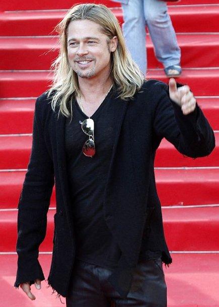 Aktorius Bradas Pittas (2013 m.)