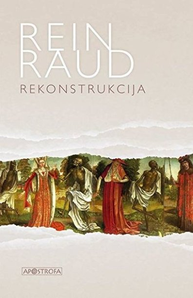 "Knyga ""Rekonstrukcija"""