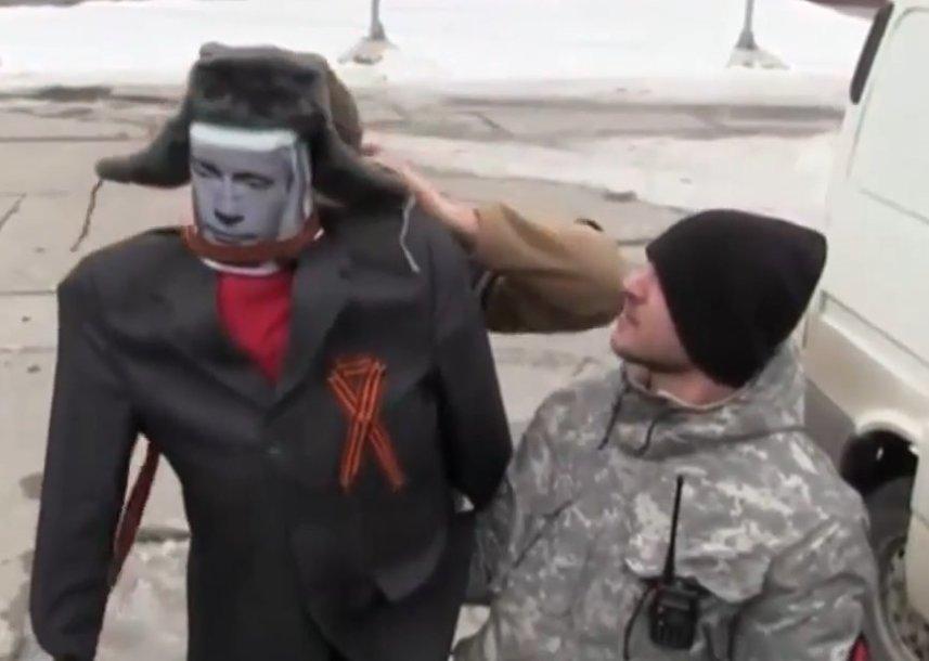 Vladimiro Putino iškamša