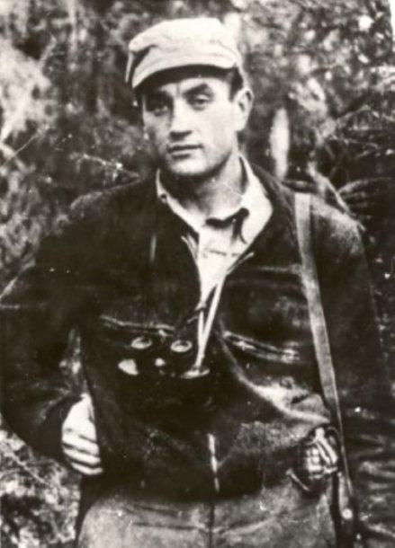 1950 m. LLKS atstovas užsieniui Juozas Lukša