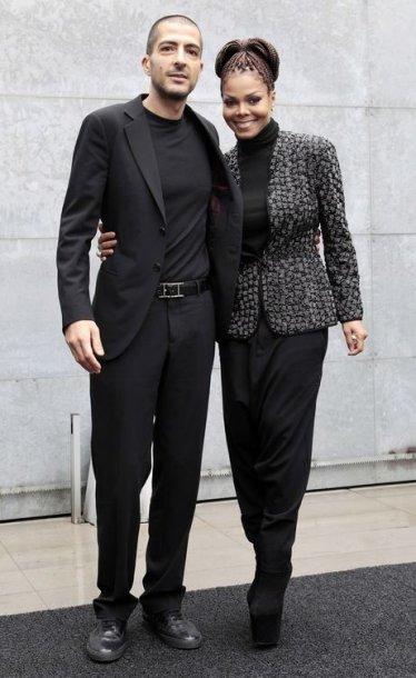Janet Jackson ir Wissamas Al Mana