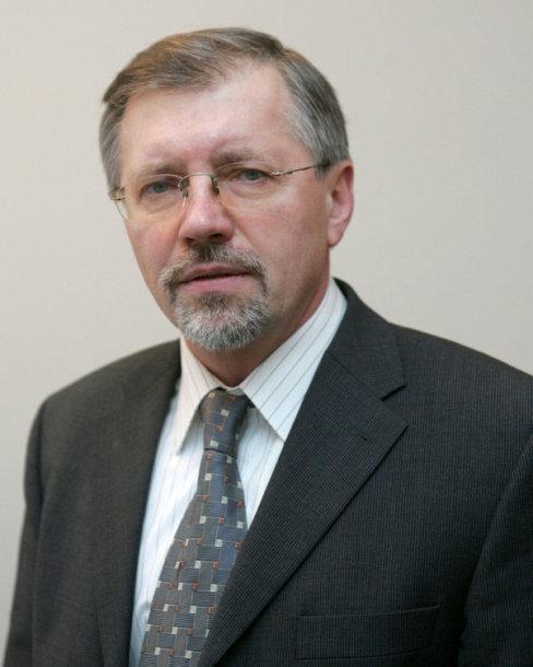 Ministras Gediminas Kirkilas