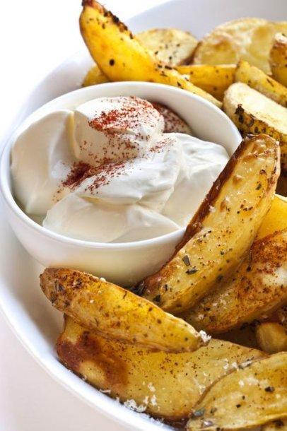 Pikantiškos bulvytės