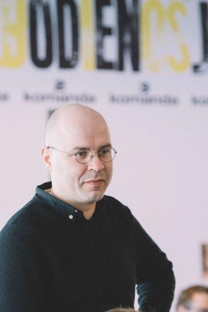 Režisierius Jonas Tertelis