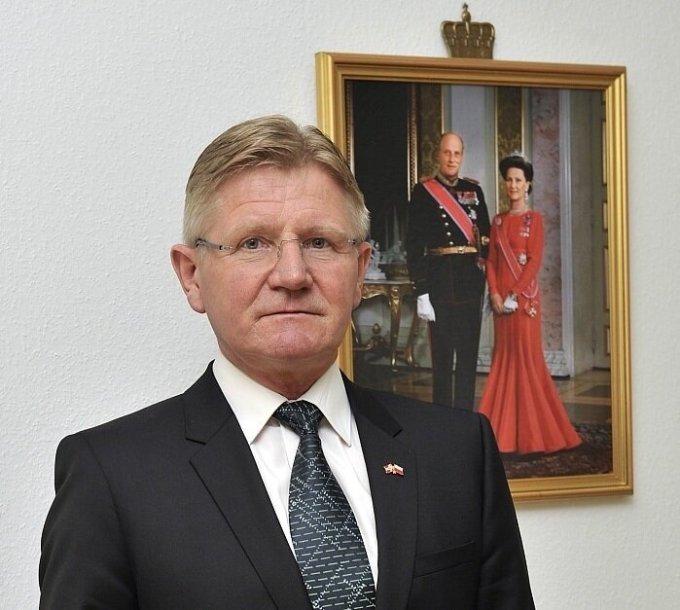 J.E. Karsten Klepsvik