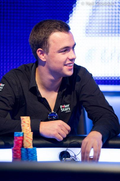 Ole Schemionas. PokerStars.net nuotr.