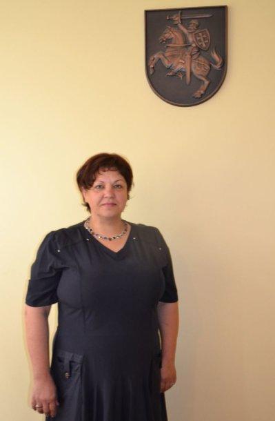 Širvintų rajono vicemerė Irena Vasiliauskienė