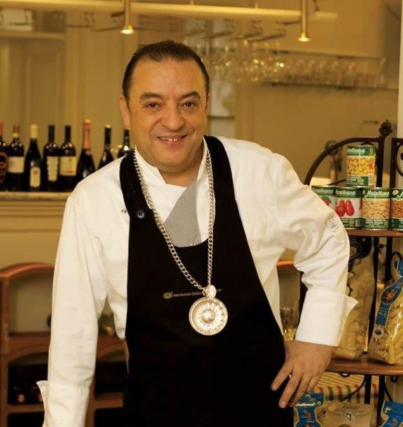 """Flavio Brenta, """"Trattoria da Flavio"""" savininkas"""