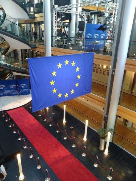 Raudonasis kilimas, pro kurį į EP žengia garbingiausi svečiai
