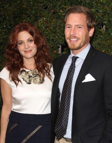 Drew Barrymore ir Willas Kopelmanas 2012 m.