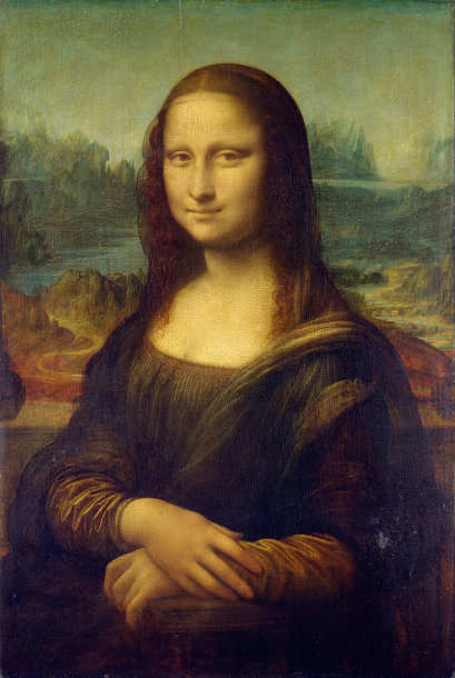 "Leonardo Da Vinci ""Mona Liza"""