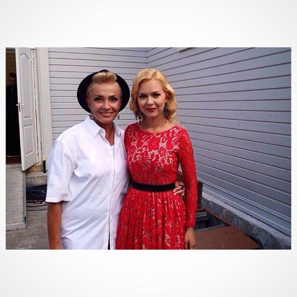 Laima Vaikulė ir Monika Linkytė