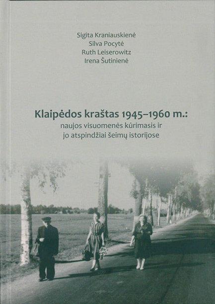 Išleista monografija apie Klaipėdos kraštą