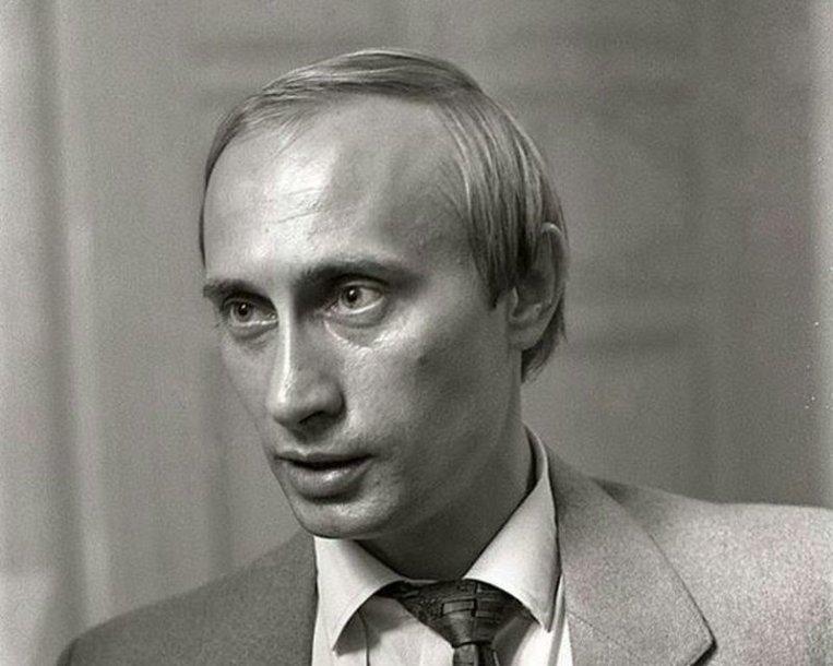 Jaunas Vladimiras Putinas