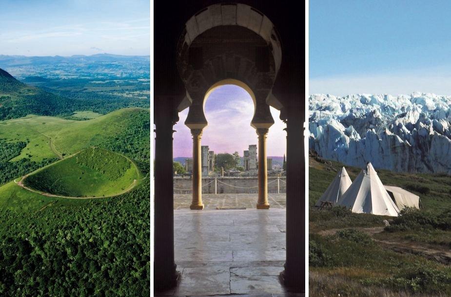 Nauji UNESCO objektai Europoje