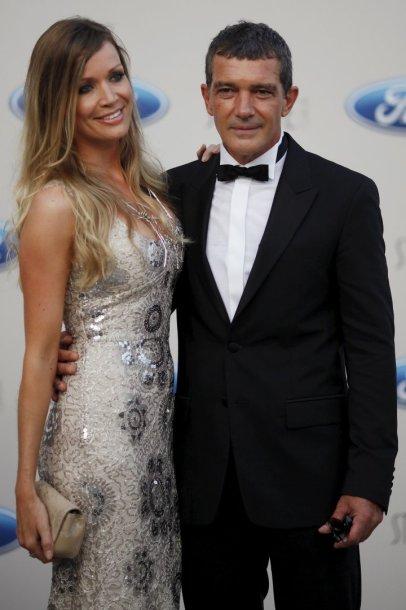 Antonio Banderasas ir Nicole Kimpel
