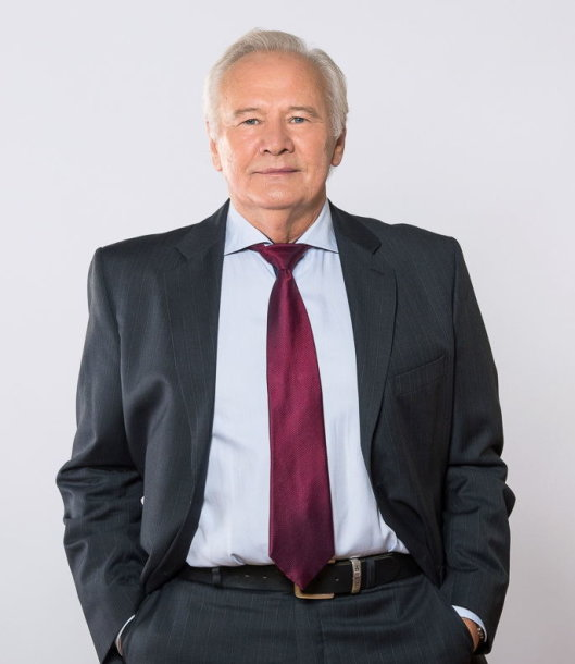 KTU profesorius Jurgis Kazimieras Staniškis