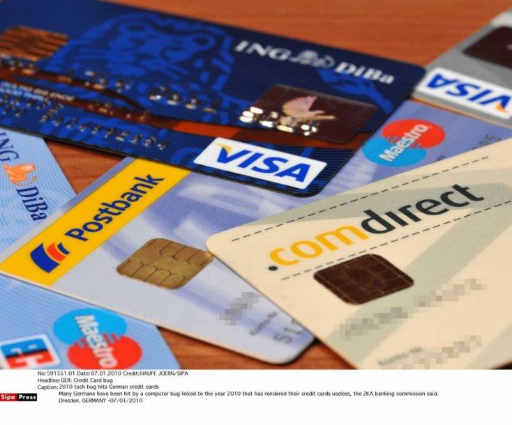 Vatikane sustabdyti atsiskaitymai banko kortelėmis