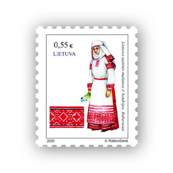 Pašto ženklas baltarusiasm