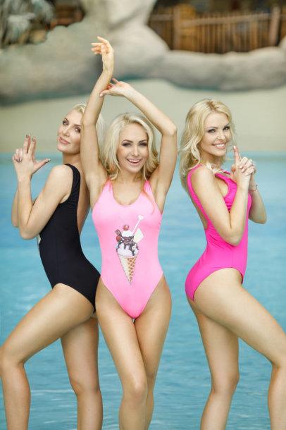 OMG fotosesija: Monika Šedžiuvienė, Oksana Pikul-Jasaitienė ir Skaistė Steikūnaitė