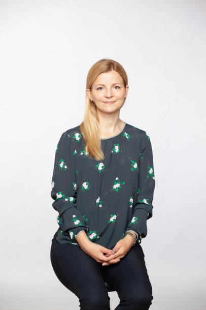 Dr. Alisa Miniotaitė, ISM Vadybos ir ekonomikos universiteto Lyderystės modulio vadovė