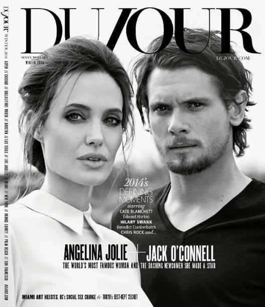 Angelina Jolie ir Jackas O'Connellis