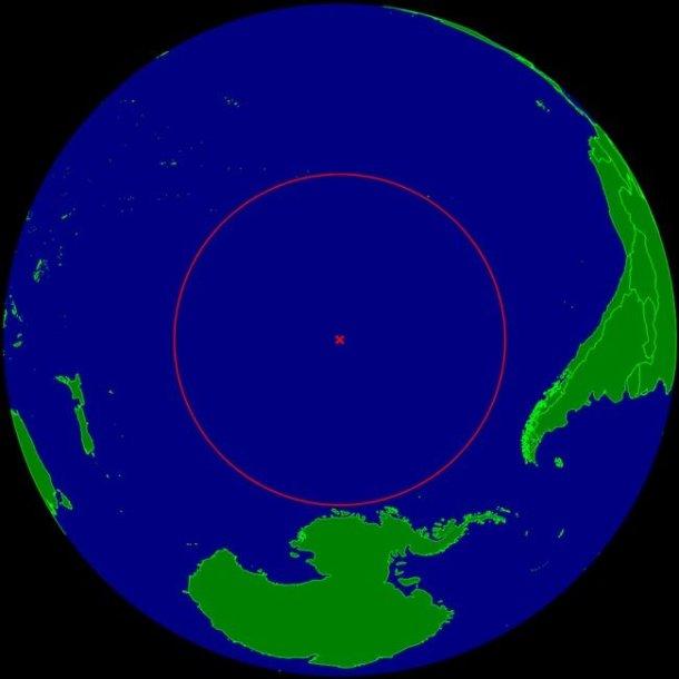 Nemo taškas – tolimiausias nuo bet kokios sausumo planetoje