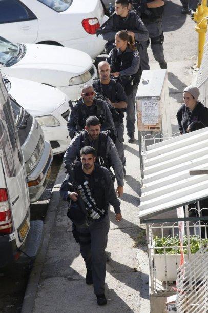 Jeruzalės sinagogoje įvykdytas išpuolis