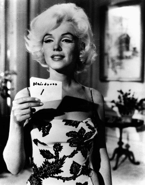 Aktorė Marilyn Monroe