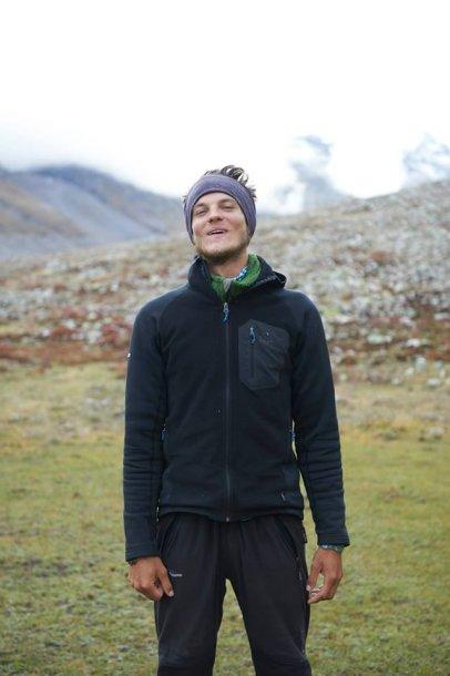 Lietuvių ekspedicija į Himalajus: Arūnas