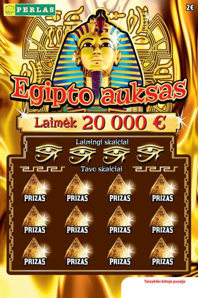 """""""Egipto auksas"""""""