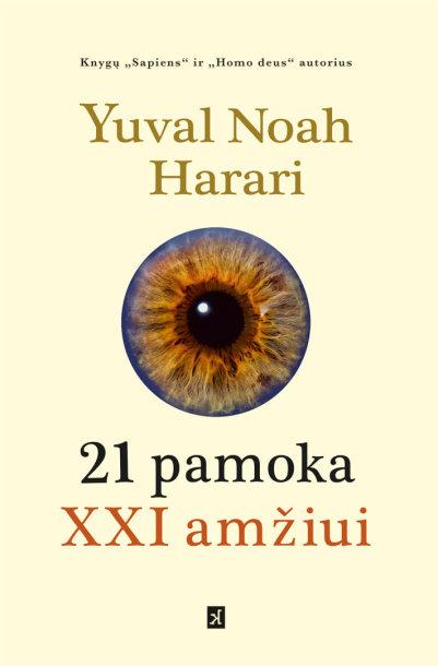 "Knyga ""21 pamoka XXI amžiui"""