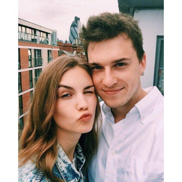 Julija Steponavičiūtė ir Rokas Darulis