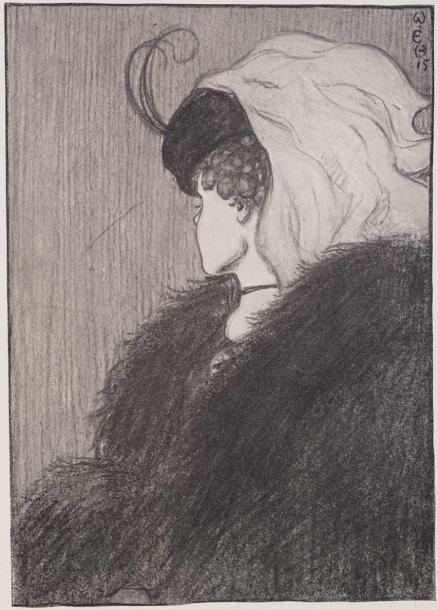 """""""Mano žmona ir mano uošvienė"""" – 1915 metais """"Puck"""" žurnale išspausdinta iliuzija"""
