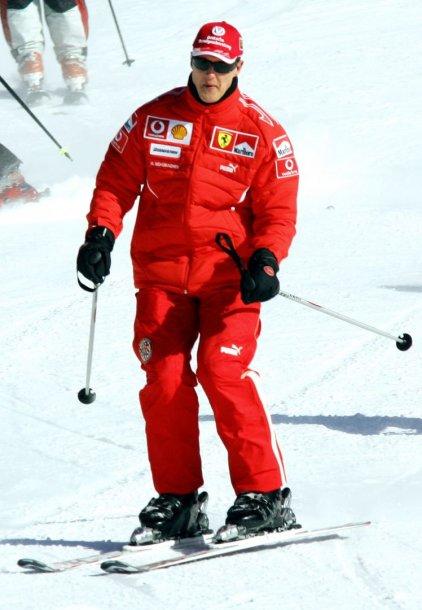 Michaelis Schumacheris 2006-ųjų sausį