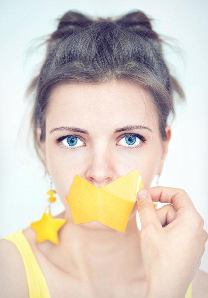 Išmokite užčiaupti savo vidinį kritiką