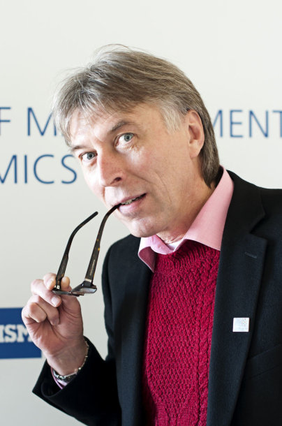 ISM rektorius doc. dr. Alfredas Chmieliauskas