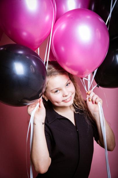 """""""ČIK ČIK"""" mergaites kviečia į svajonių gimtadienį grožio salone"""